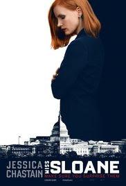 Miss Sloane Poster