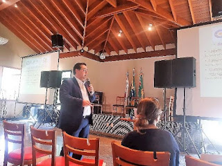 Desenvolvimento do Turismo é tema de palestra do CODIVAR em MG