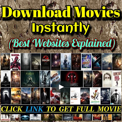 Best Free Hollywood Movies Download Sites 2021 | Best Legal Sites To Download Hollywood Movies For Free