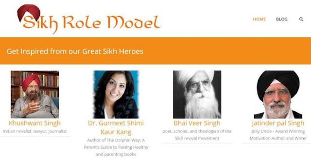 Sikh Role Model