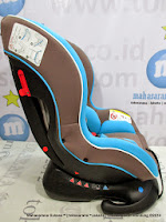 Convertible Baby Car Seat CocoLatte CL898 Group 0+ dan 1 (0 - 18kg)