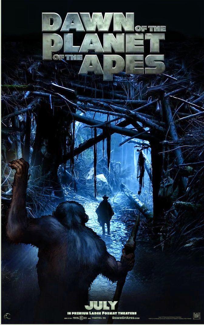 Dawn of the Planet of the Apes (2014) รุ่งอรุณแห่งอาณาจักรพิภพวานร [HD][พากย์ไทย]