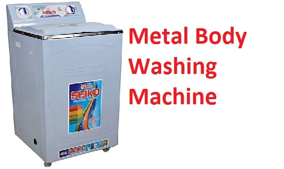 Metal Body Washing Machine Diagrams | Fully4world