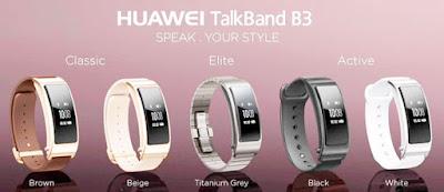 pulsera inteligente Huawei B3