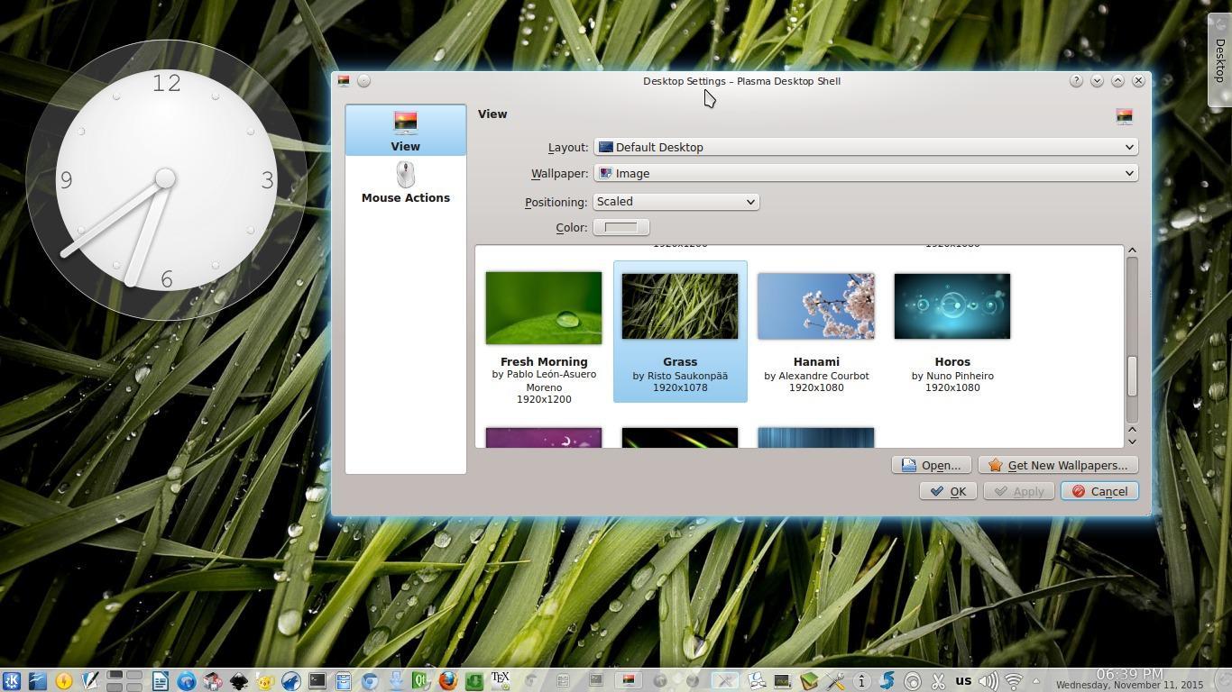 Beginner KDE Desktop Customization Guide