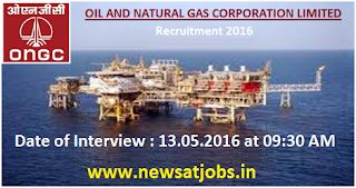 ongc+recruitment+2016