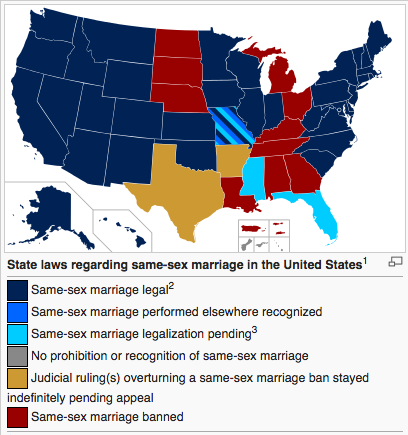 Law marriage us same sex
