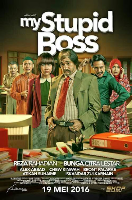 Sinopsis My Stupid Boss (2016) - Film Indonesia