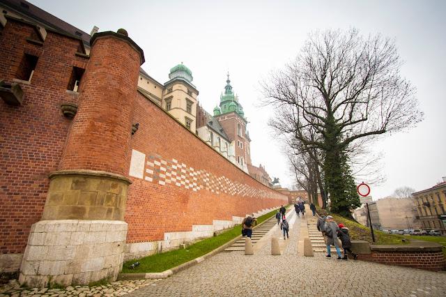 Castello del Wawel-Cracovia