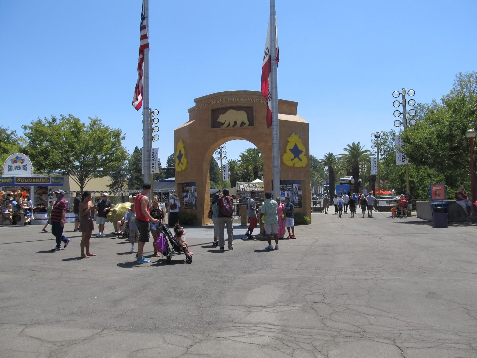 California State Fair Craft Entries