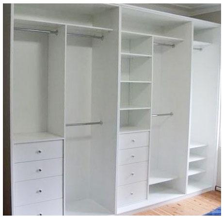 Muebles cocinas integrales y puertas la ceiba for Disenos de closet
