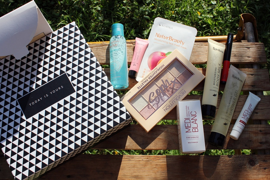 Новость от Notino.ua и подарок-сюрприз для блогеров. Beauty-box.