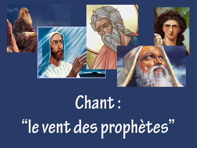 le vent des prophètes