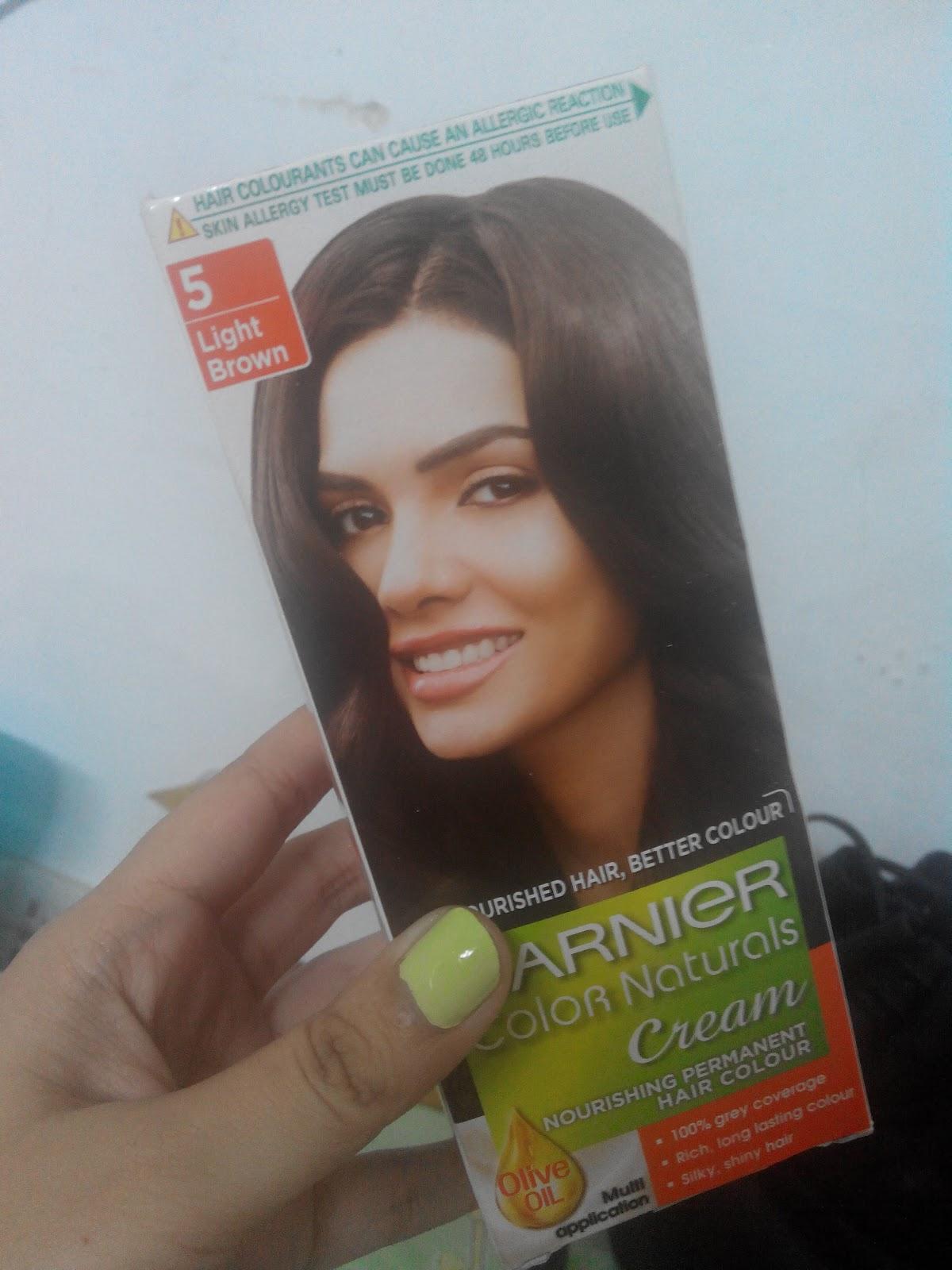 8667022c3d7   REVIEW   Garnier Color Natural Cream  5