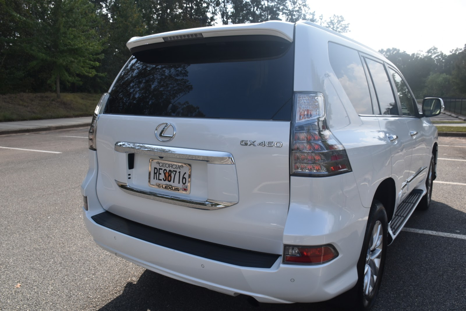Family Luxury SUV: 2017 Lexus GX 460 Review via  www.productreviewmom.com