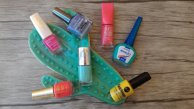 7 esmaltes para lucir en tus uñas en verano