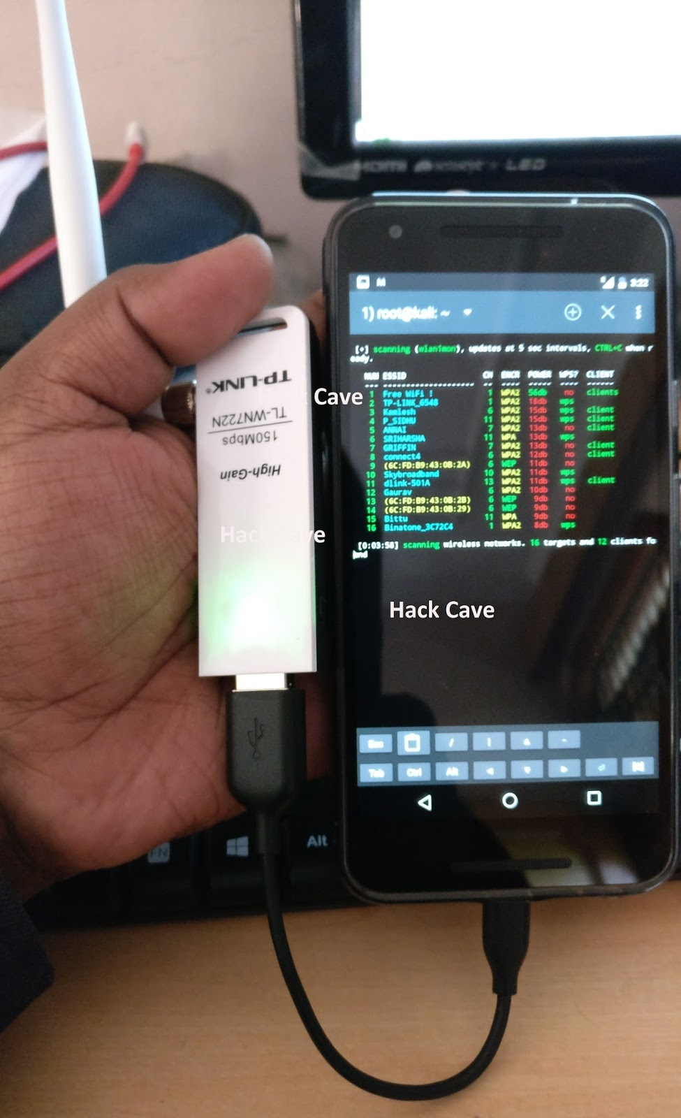 Kali Nethunter for Nexus 5x/bullhead Installation Guide [Marshmallow