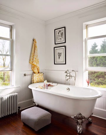 Farmhouse bathroom ideas | Bathroom Designs