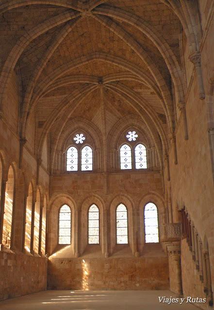 Refectorio de los Monjes, Santa María de Huerta