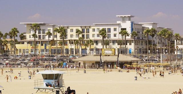 Onde ficar em Huntington Beach