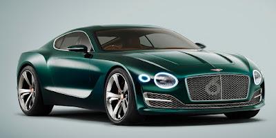 سيارة الرفاهية من بنتلى  EXP 12 Speed 6 e Concept