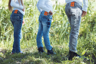 Dutch Dream Denim meiden skinny fit