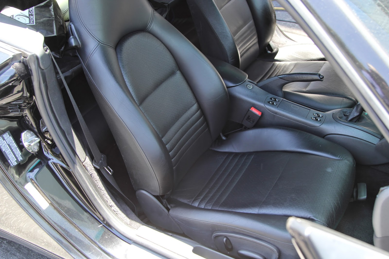 Cooks Upholstery and Classic Restoration: Auto Upholstery Seat