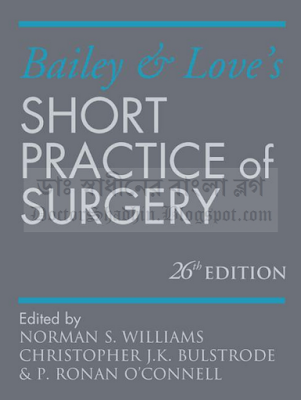 Bailey & Love's Short Practice of Surgery 26 Edition
