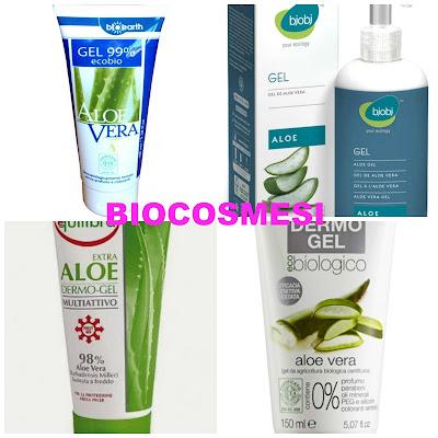 gel di aloe, gel di aloe capelli, gel di aloe pelle, gel di aloe proprietà