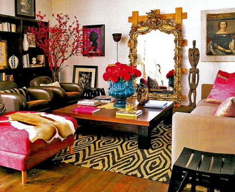 more about bohemian home dcor