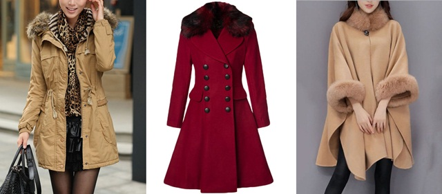 Fashion: Autumn Outwear from Fashionmia.com