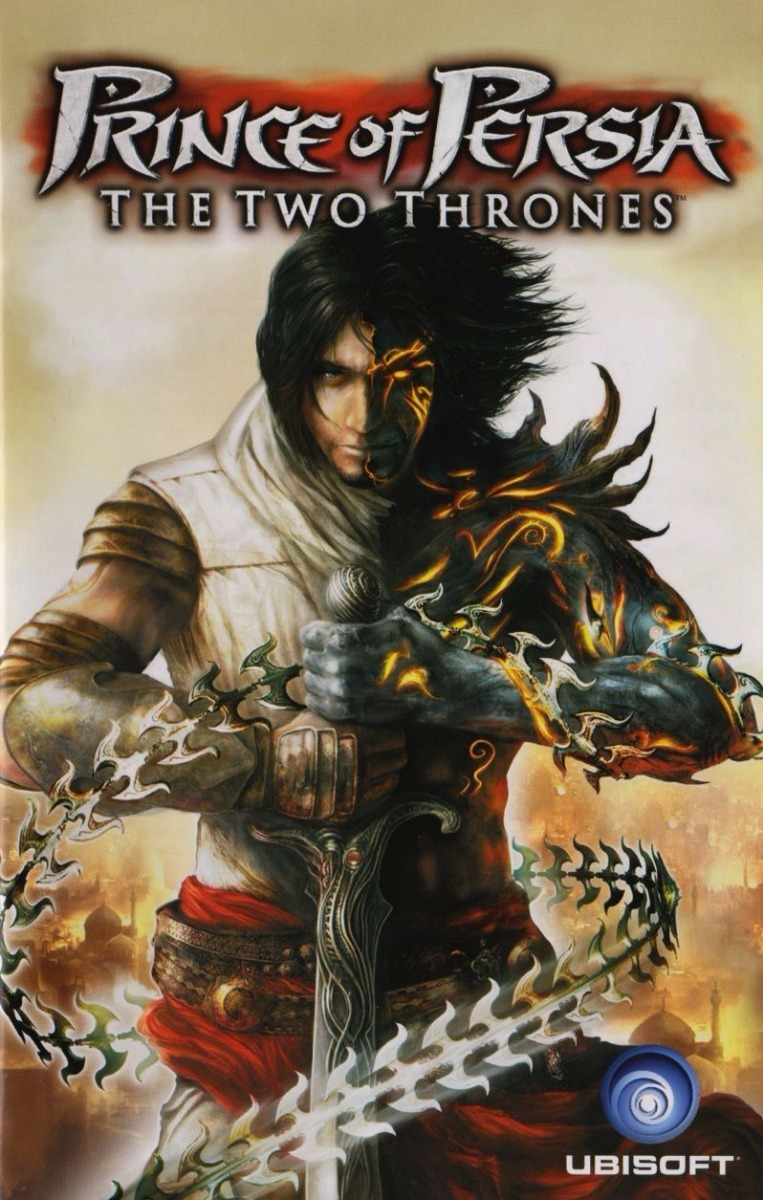 Prince of Persia: The Two Thrones (Mac)