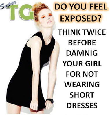 Do you feel exposed Sissy TG Caption - Candi's Place TG Captions - Crossdressing and Sissy Tales and Captioned images
