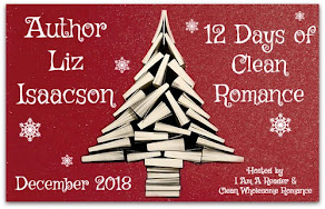 12 Days of Clean Romance featuring Liz Isaacson – 11 December