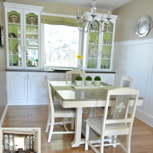 Phase Two of our Dining Room Makeover
