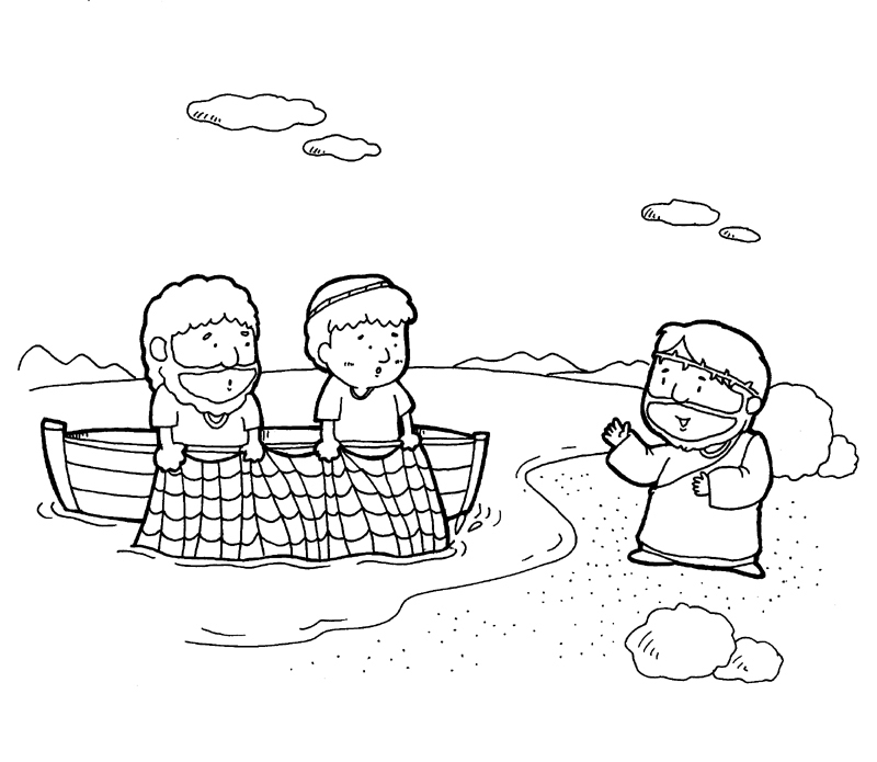 Desenhos Biblicos Para Colorir E Imprimir Toda Atual
