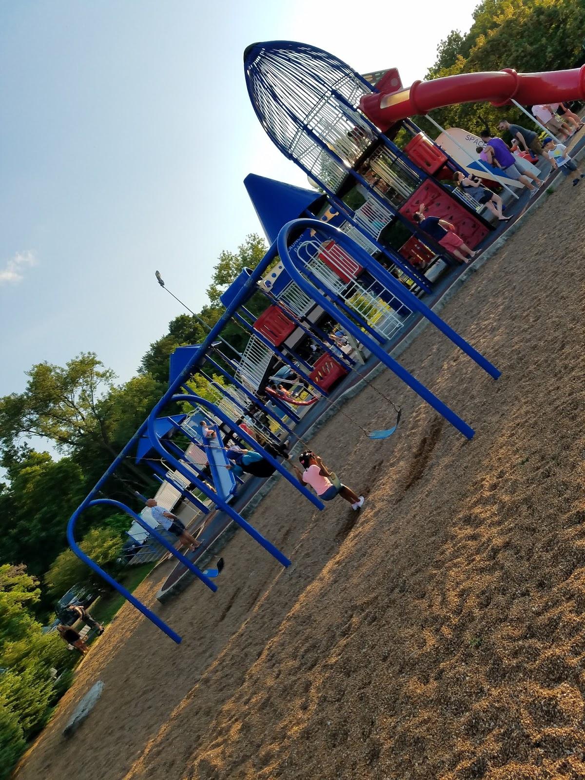 Play St Louis Deer Creek Park Rocket Park Maplewood