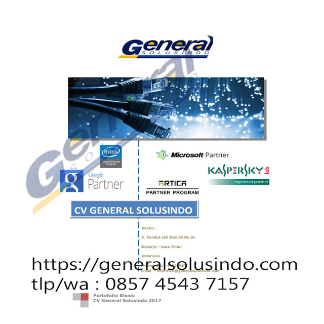 Jasa jaringan Surabaya
