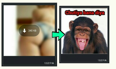 Whatsapp-ke liye fake photos kaise banaye