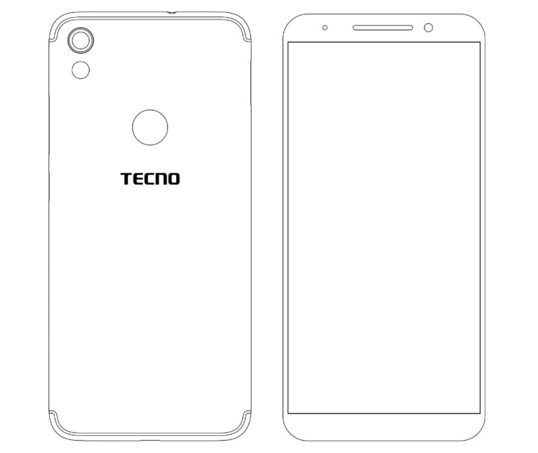Tecno Camon CM leaked image