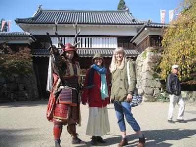 Sanada Yukimura re-enactor.