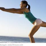 Latihan Keseimbangan | Cara Melakukan Gerakan Keseimbangan