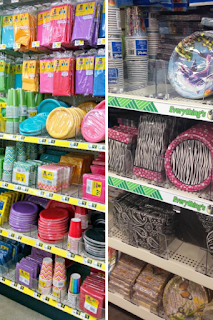 The dollar tree store-party supplies