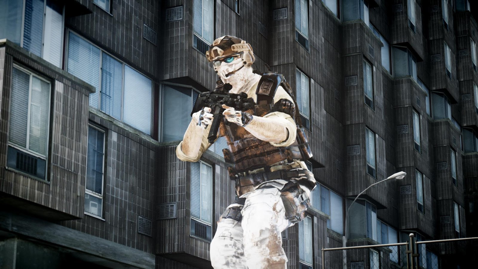 GTA 5,GTAV,GTA IV Mods and Skins: Ghost Recon Future Soldier
