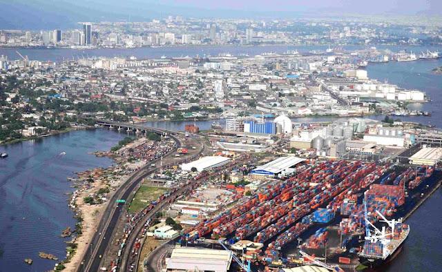 Porto de Lagos - Nigéria