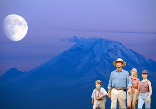 Dinosaurs Free Wallpapers Jurassic Park 2 The Actors in Ascent Moon Mountain background