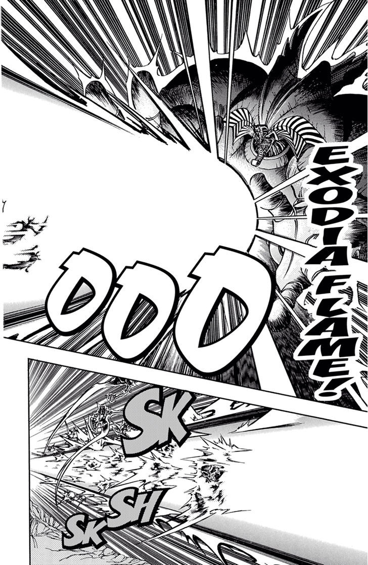 YUGI-OH! chap 330 - thần bảo hộ trang 17
