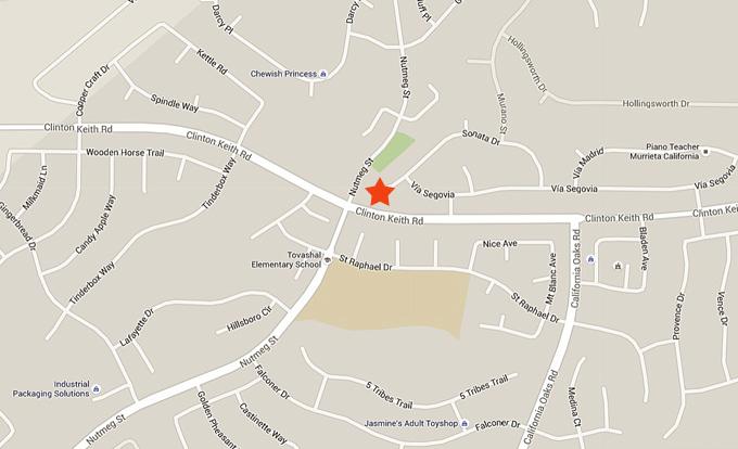 Suspect Sought in Car-to-Car Shooting in Murrieta | Murrieta