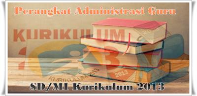 Perangkat Administrasi Guru Kelas 1 dan 4 SD Kurikulum 2013 - Documents Paud