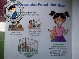 Cara pencegahan penyakit kaki gajah
